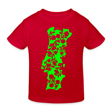 Red portugal Kid's Shirts