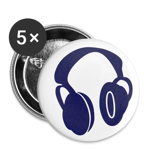 Retro Badges - Buttons small 25 mm