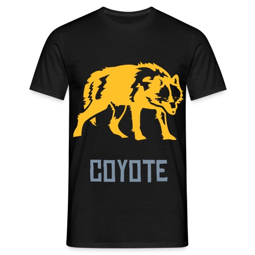 Coyote - Men's T-Shirt
