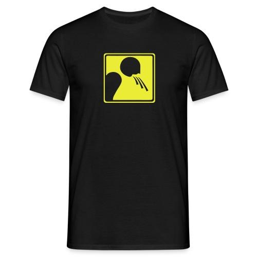 Spy - T-skjorte for menn