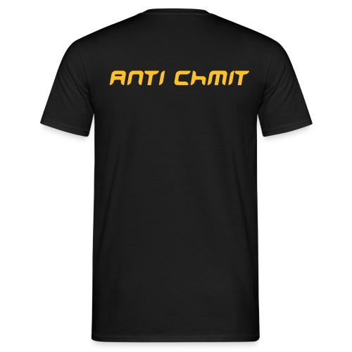 ANTI CHMIT basic - T-shirt Homme