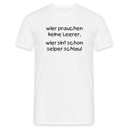 Shirt_Abschluss05_1 - Männer T-Shirt