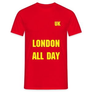 London All Day - Men's T-Shirt