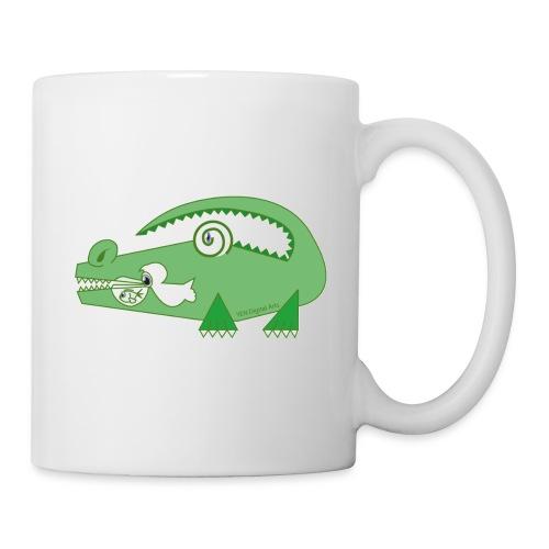 Krokopeli beker - Mok