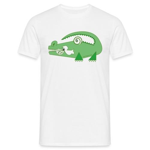 Krokopeli - Mannen T-shirt
