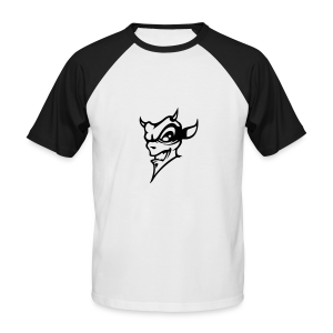 devil - Men's Baseball T-Shirt