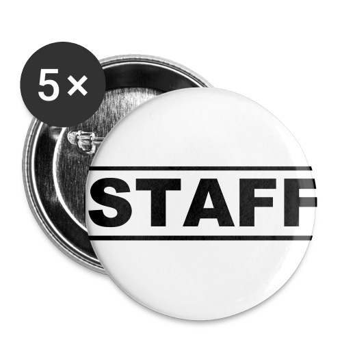 Staff Buttons - Buttons small 25 mm