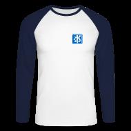 Long sleeve shirts ~ Men's Long Sleeve Baseball T-Shirt ~ Product number 7578926
