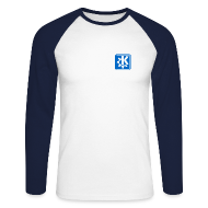 Long sleeve shirts ~ Men's Long Sleeve Baseball T-Shirt ~ Product number 7578926
