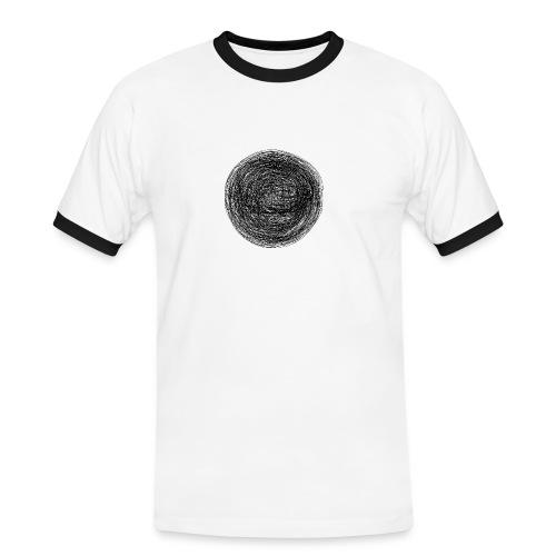 Sone Auric Male-Shirt - Men's Ringer Shirt