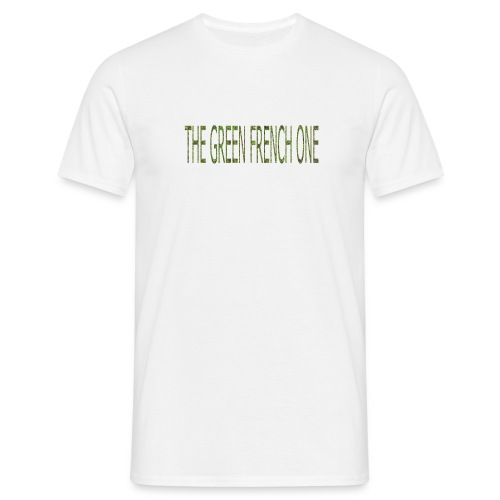 The Green French One Comfort T - Men's T-Shirt
