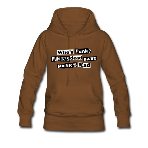 Porn UniversityHoodie Ladies - Women's Premium Hoodie