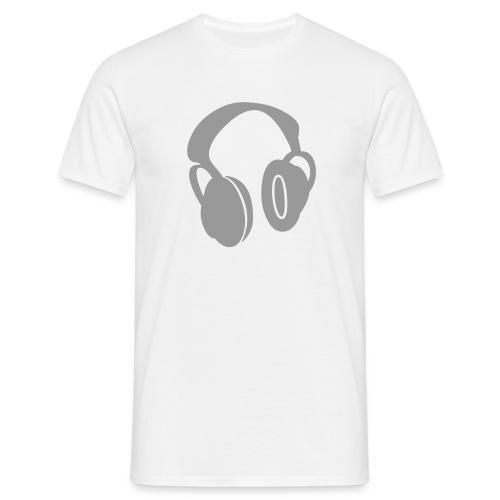 Headphones - T-shirt herr