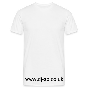 DJ SB Official Polo Shirt - Men's T-Shirt