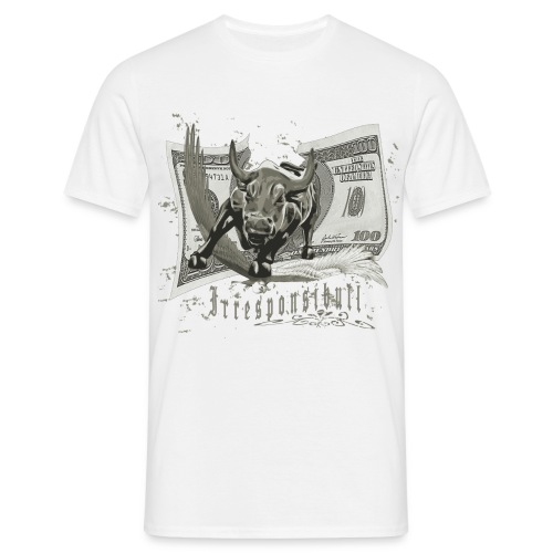 Irresponsibull - Men's T-Shirt