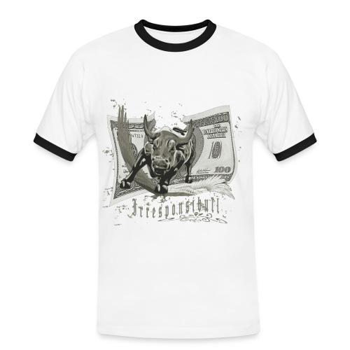 Irresponsibull - Men's Ringer Shirt