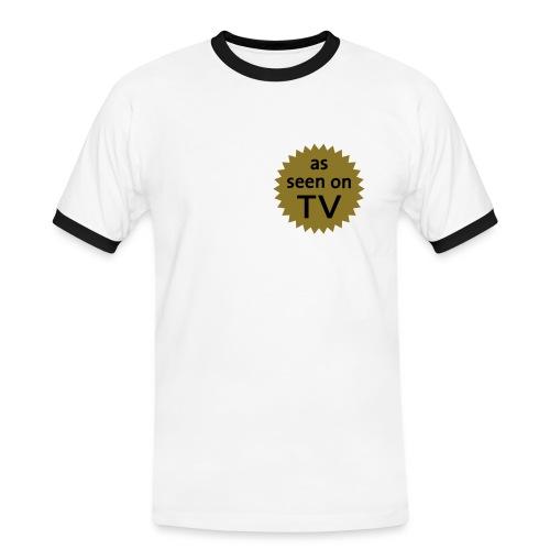 Jukebox DJ - Men's Ringer Shirt