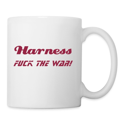 Tasse Fuck The War - Tasse