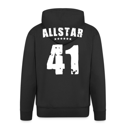 Allstars - Men's Premium Hooded Jacket