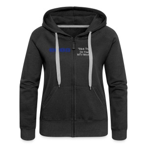 Girl's Hoodie - Women's Premium Hooded Jacket