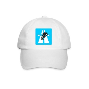 Autobahn Skater Basecap 2 - Baseballkappe