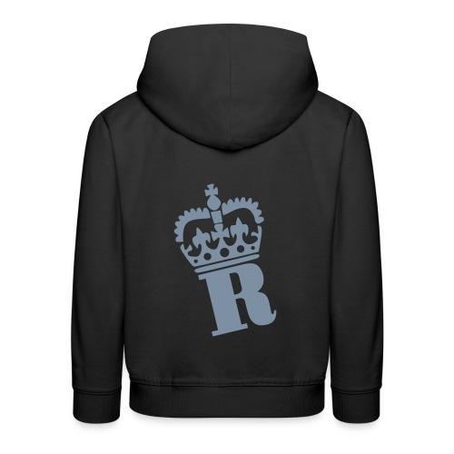 ID 483 Kids Hooded Sweatshirt - Kids' Premium Hoodie