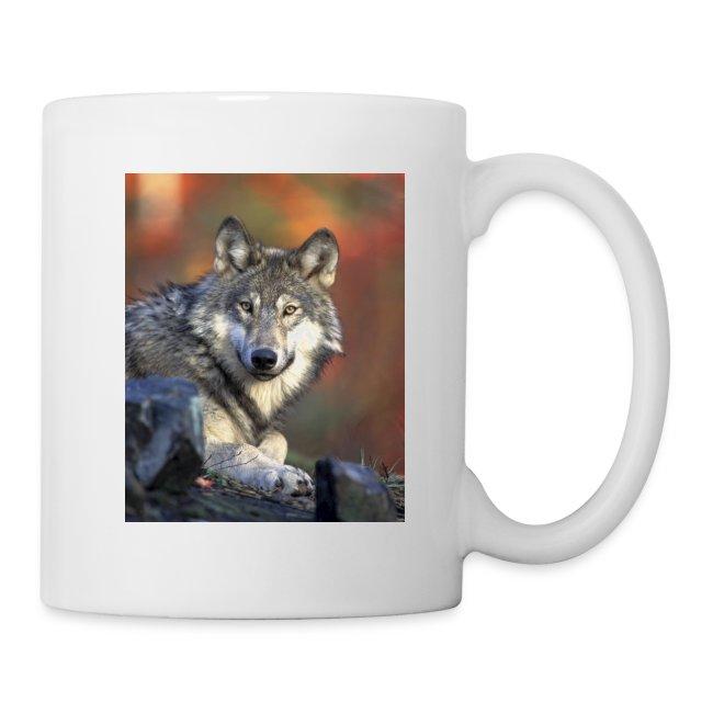 Tasse Loup