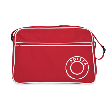 Red/white Poland Bags