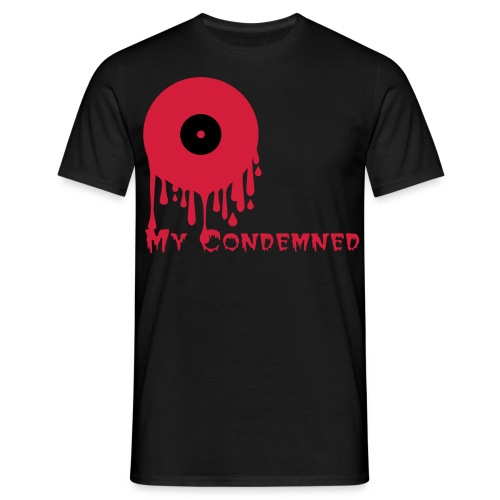 Male My Condemned - Men's T-Shirt