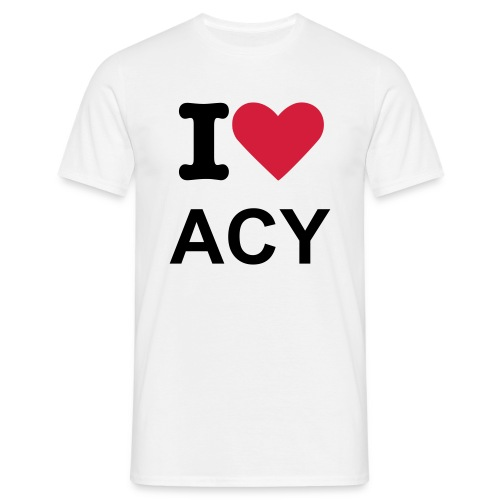 I Love Annecy - T-shirt Homme