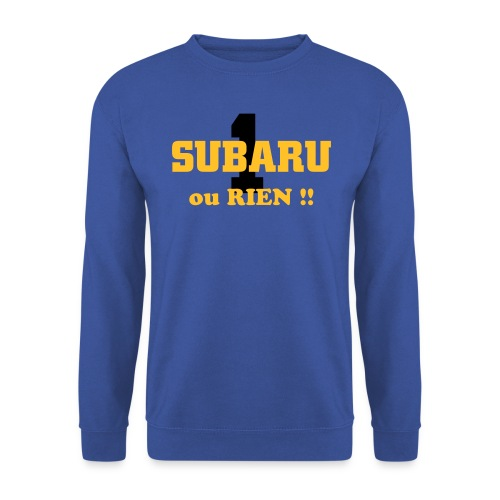 1sub Homme 2 - Sweat-shirt Homme