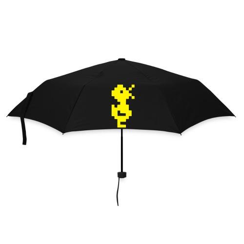 Regenschirm der die Regentage wieder munter sein lässt! - Regenschirm (klein)