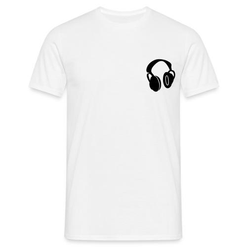 music is on me - Camiseta hombre