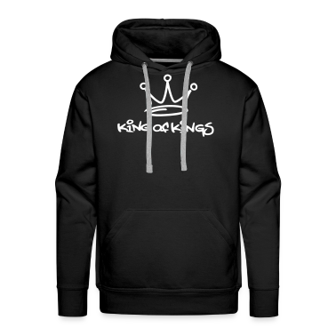 Black king of kings Hoodie