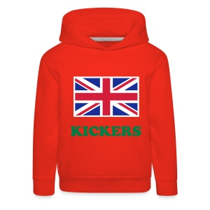 KICKERS TOP ANY SIZE - Kids' Premium Hoodie