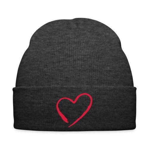 red heart - Bonnet d'hiver