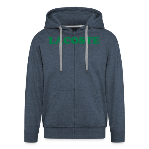 LACOSTE MENS HOODED JACKET ALL SIZES - Men's Premium Hooded Jacket