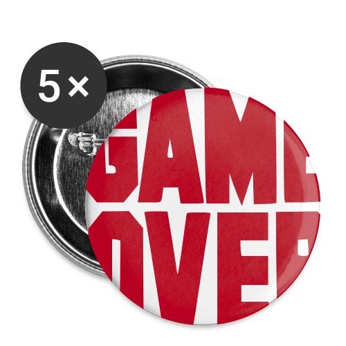 Jako - Game On! - Przypinka średnia 32 mm