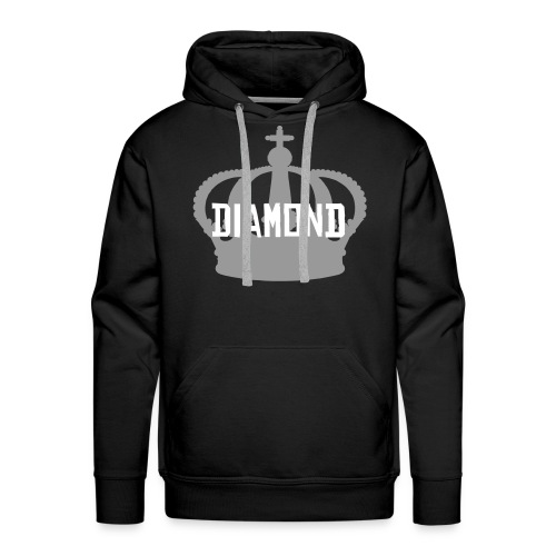 Sweat Capuche DIAMOND - Sweat-shirt à capuche Premium pour hommes