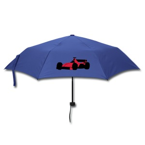F1 Car Umbrella - Umbrella (small)