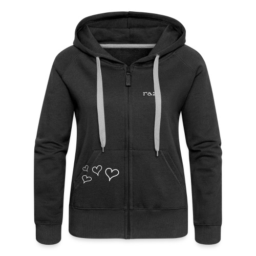 Summer Razi Hoodie - Women's Premium Hooded Jacket