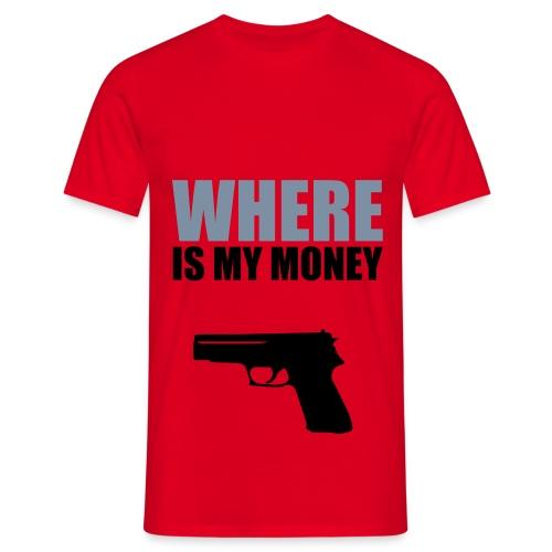 Money - Camiseta hombre
