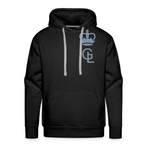 ROYAL GL for Men - Sweat-shirt à capuche Premium pour hommes