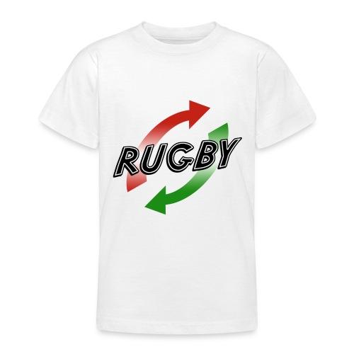 t-shirt rugby design - T-shirt Ado