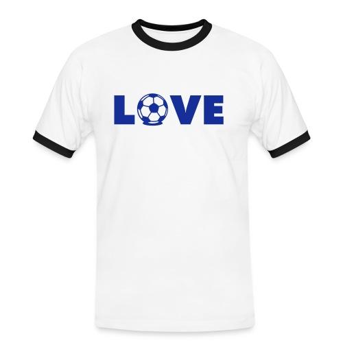 Soccer 1 - T-shirt contrasté Homme