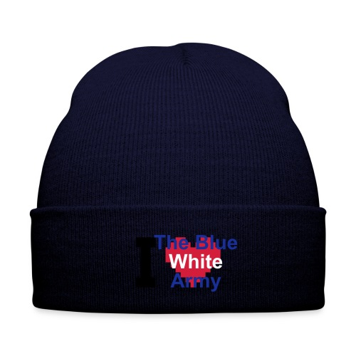 FanBeany The Blue White Army  - Wintermuts