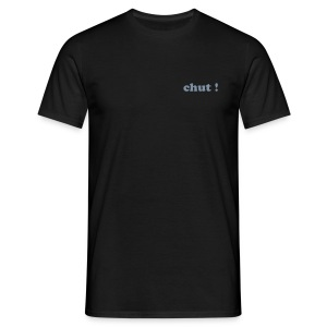 T-shirt chut !  silence on tourne - T-shirt Homme