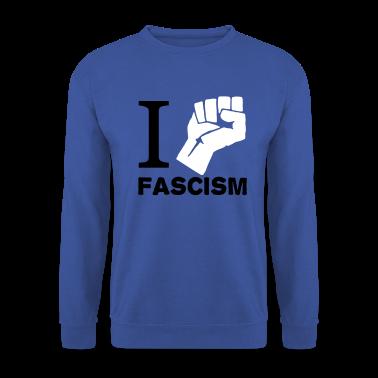 Red I fight Fascism Jumpers