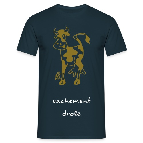 tee shirt vachement belle  - T-shirt Homme