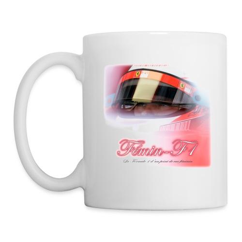 Mug FF1 Kimi - Mug blanc